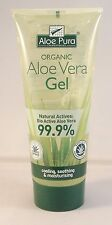 Aloe Pura orgánico Gel Aloe Vera 100ml SEIS TUBOS