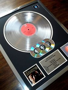 Image is loading THE-DOORS-DEBUT-ALBUM-LP-MULTI-PLATINUM-DISC- : doors record - pezcame.com