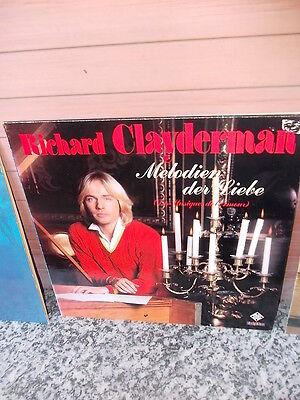 Richard Clayderman: Melodien der Liebe, eine Schallplatte