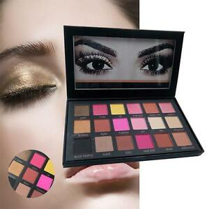 Rose-Gold-Textured-Eyeshadow-18-Colors-Matte-Eye-Shadow-Palette-Cosmetics-Z2