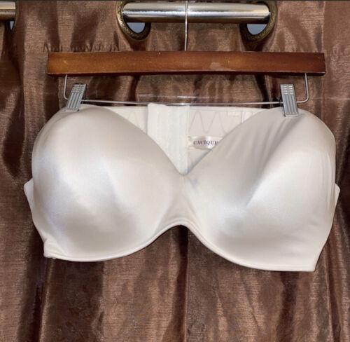 cacique strapless bra