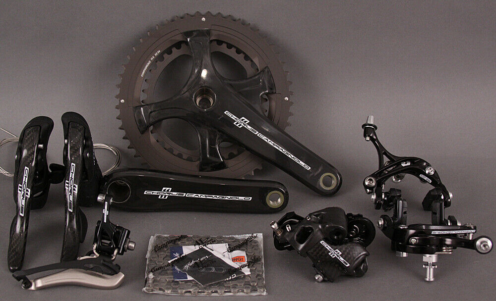 2018-19 Road Bike  CAMPAGNOLO CHORUS 11 SPEED 6 PC GROUP 175mm CRANKSET  welcome to buy