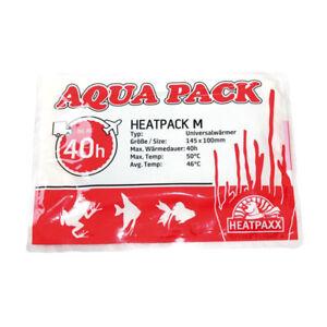 Heatpaxx Uniheat 40 heures de chaleur de réchauffement d'expédition de corail emballe des insectes reptiles de poisson