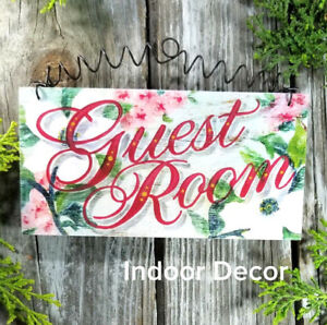 Guest-Room-DecoWords-EXCLUSIVE-Magnolia-Design-WOODEN-SIGN-Wall-Decor-USA