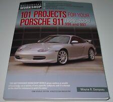Reparaturanleitung Porsche 911 Typ 996 + 997 Baujahr 1998 - 2008 Workshop Book!