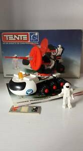 Image is loading TENTE-Set-0657-United-teledetectora-constructs-years-70- : tente toys - memphite.com