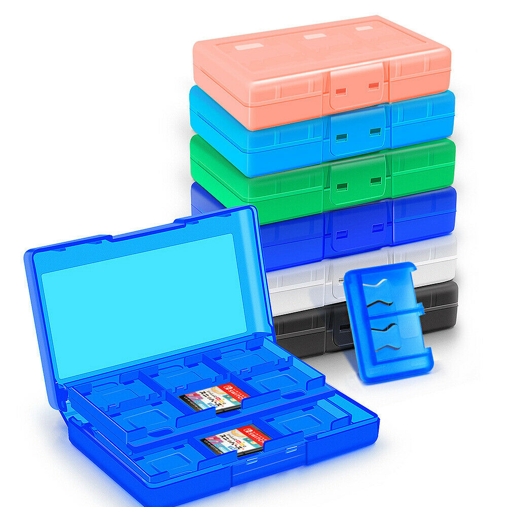 24 in 1 Game Memory Case Holder for NS Switch for Switch Protective Case *1 pcs