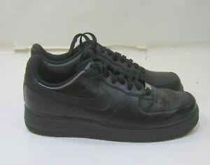 Details about Nike Air Force 1 315122-001 shoes black MEN Size 9.5