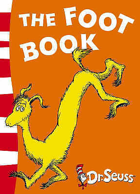 1 of 1 - NEW, DR. SUESS, THE FOOT BOOK. 9780007173105