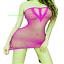 Sexy-Women-Lingerie-Fishnet-Body-Stocking-Sleepwear-Dress-Underwear-New-Bodysuit