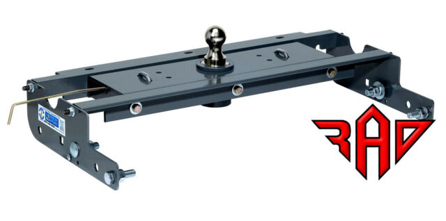 B U0026w Gnrk1115 Turnover Ball Gooseneck Hitch