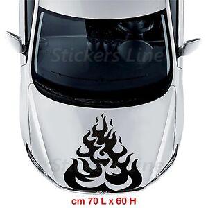 Adesivo-Fiamma-2-COFANO-cm-70x60-auto-tuning-adesivi-fiamme-car-stickers-decals