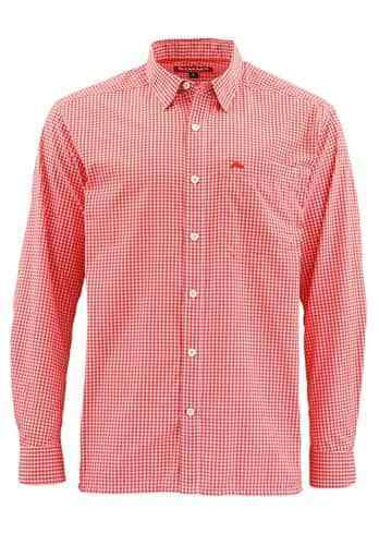 Simms Sleeved Uomo Westshore Long Sleeved Simms Shirt 4440f5