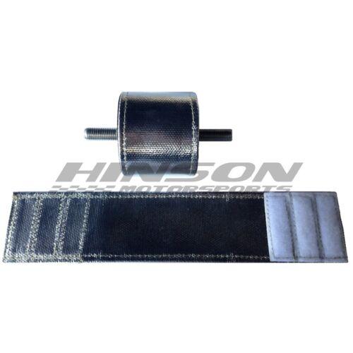Pair HINSON Engine Mount Heat Shields