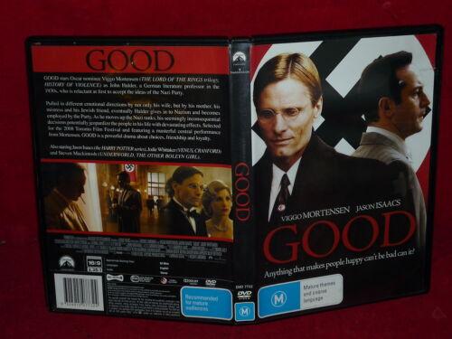 1 of 1 - GOOD (DVD, M)