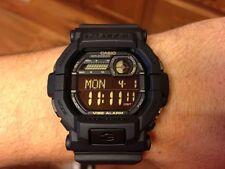 GD-350-1B Black Casio Watch G-Shock 200M WR Analog Digital X-Large Resin New