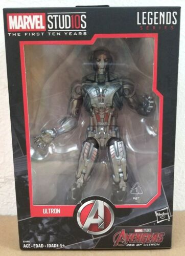 HASBRO MARVEL STUDIOS 10th MARVEL LEGENDS SERIES AVENGERS 2 ULTRON