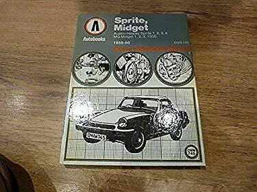 Sprite, Midget 1958-80 Autobook ...