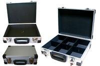Aluminium Koffer Alukoffer Werkzeugkoffer Allzweckkoffer Verschiedene Varianten
