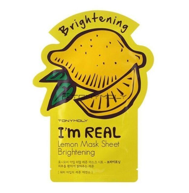 TONYMOLY I'm Real Mask Sheet 11 Kinds -1pcs / 3pcs / 9pcs Korean mask sheet