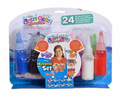 106322451 Simba Aqua Gelz Kreativ Set Kinder Basteln