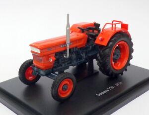 Hachette-Tractor-de-modelo-de-escala-1-43-HT070-1974-Someca-750-Naranja