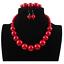Charm-Fashion-Women-Jewelry-Pendant-Choker-Chunky-Statement-Chain-Bib-Necklace thumbnail 188