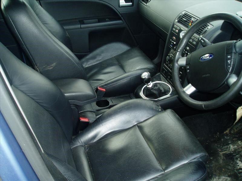 Sæde og seler, Læderkabine, Ford Mondeo