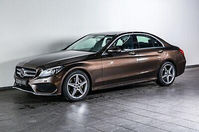 Annonce: Mercedes C220 d 2,2 AMG Line au... - Pris 0 kr.
