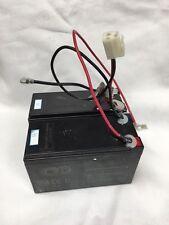 Razor W13112430185 E2 E3 Series Scooter Battery 3 Hole 2 Pin Set of 2 12V/7Ah