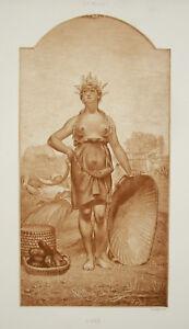 Blind-Scale-of-Justica-Summer-after-Jean-Francois-Millet-Allegory-c1900-Print
