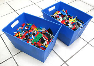 LEGOs-by-The-Pound-1-999lbs-GENUINE-Bulk-Lot-Assorted-Bricks-Parts-amp-Pieces