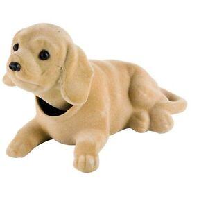 chien pour plage arriere qui bouge et remue la tete desodorisant pour voiture ebay. Black Bedroom Furniture Sets. Home Design Ideas