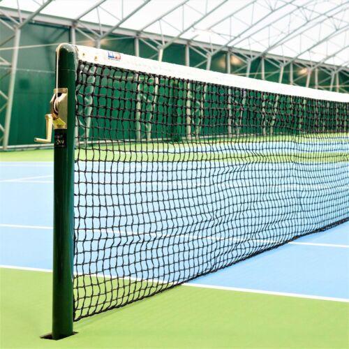 3.5mm DT Championship 42ft Net Choice of Headband Class Vermont Tennis Net