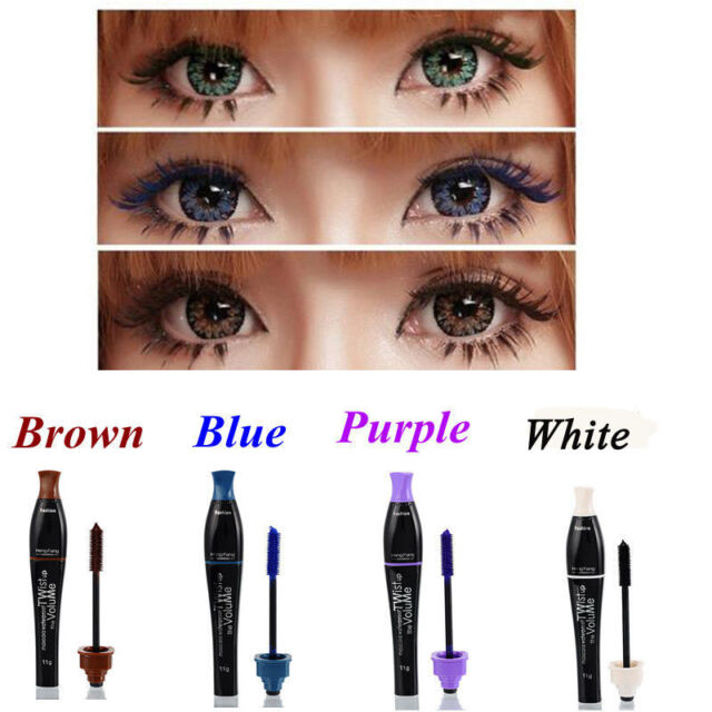 Women Makeup Cosmetic Mascara Long Curling Eyelash
