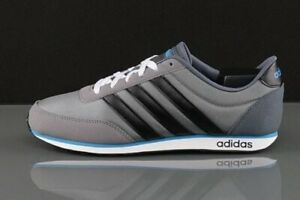 Details zu ADIDAS Herren Sneaker V Racer Neo Sportschuhe Schuhe schwarzgrau F99393 39 46