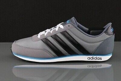 ADIDAS Herren Sneaker V Racer Neo Sportschuhe Schuhe schwarzgrau F99393 39 46   eBay