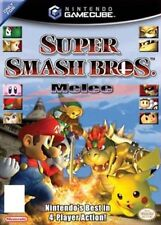 SUPER SMASH BROTHERS MELEE GAMECUBE GAME PAL