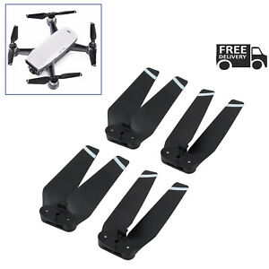 4PCS-Folding-Quick-Release-Propellers-Blades-CW-CCW-4730-For-DJI-Spark-Drone-US