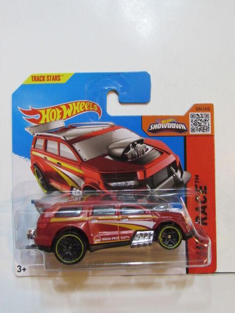 Hot Wheels 2015 Hw Carrera Nitro Puerta Trasera Corta Tarjeta