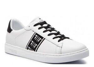 Scarpe-da-uomo-Trussardi-Jeans-77A00143-casual-basse-stringate-da-passeggio