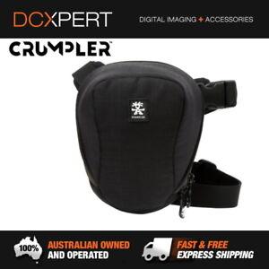 CRUMPLER-QUICK-ESCAPE-150-TOPLOADER-CAMERA-BAG-BLACK
