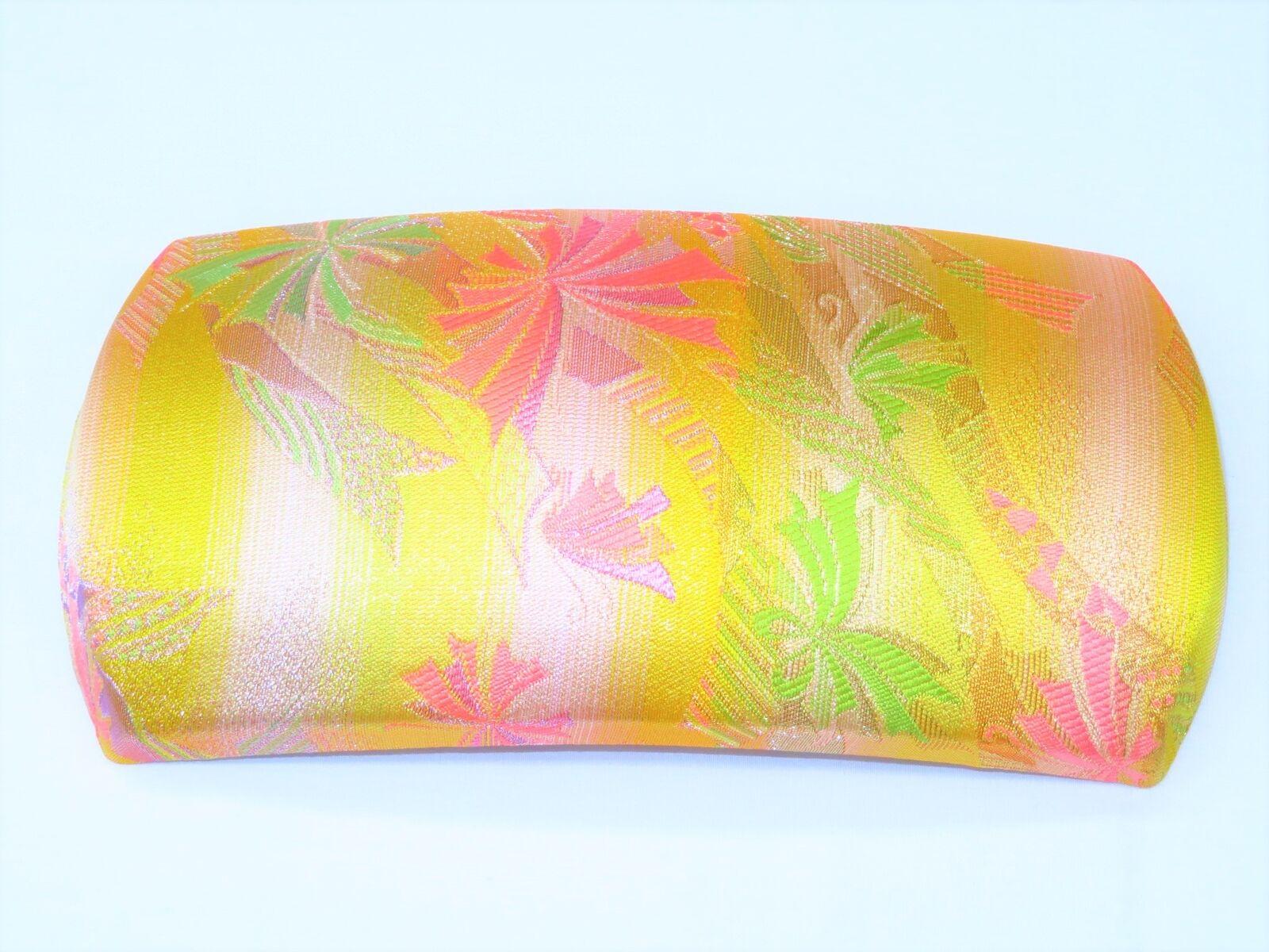 Shamisen parts Doukake for tugaru Japanese Kimono rainbow New 084