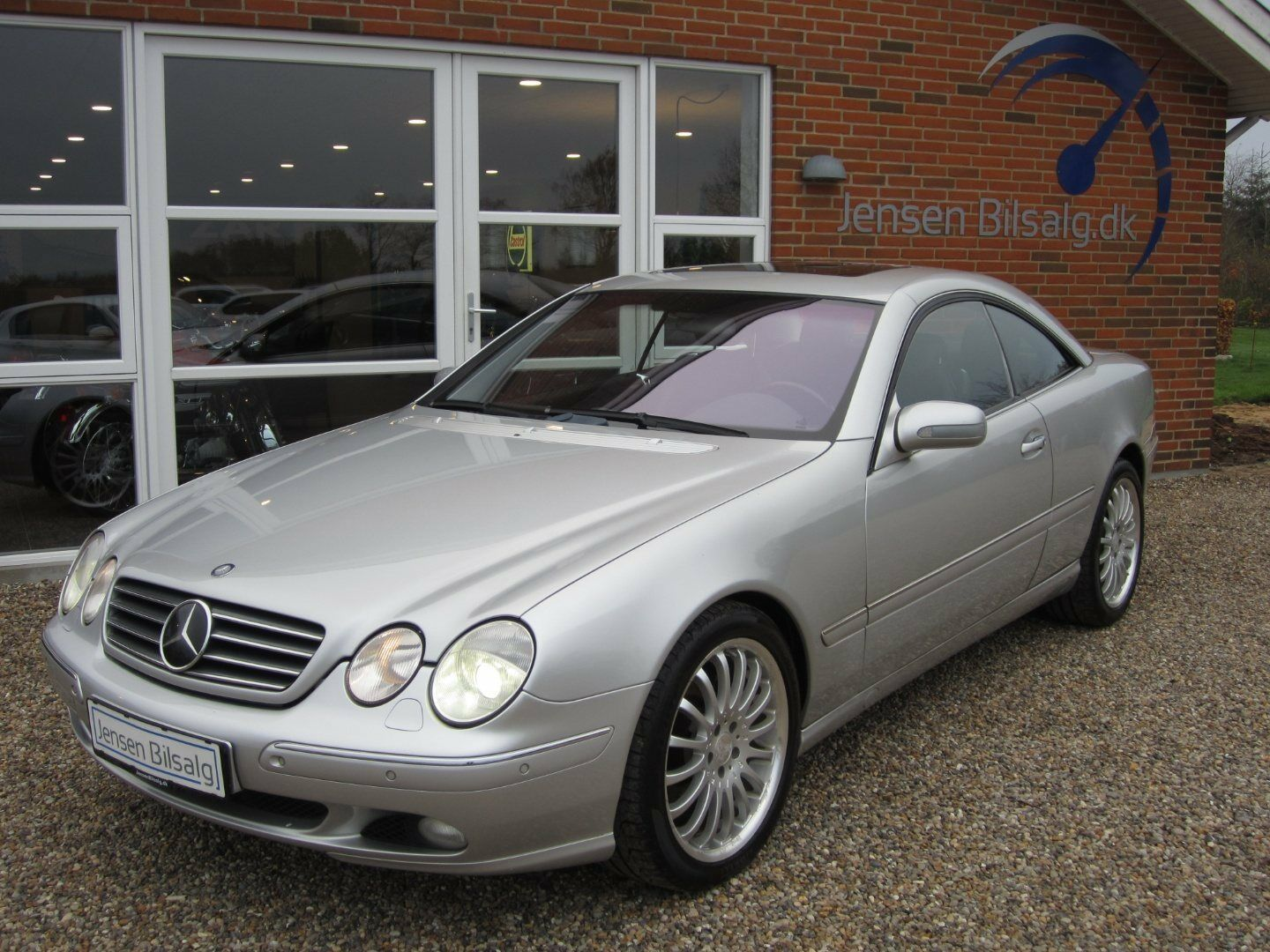 Mercedes CL500 5,0 aut. 2d