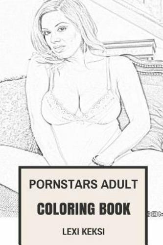 Porn coloring book