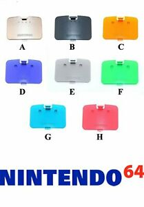 Jumper Pack Lid Nintendo 64 N64 Pak Expansion Cover Door Memory Replacement
