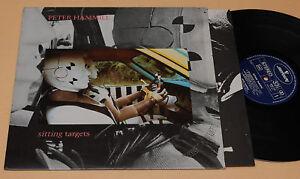 PETER HAMMILL:LP-PROG 1°ST ORIG ITALY+INNER NM !!!!