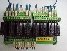 Eurotek 8 Channel Relay Et Mrz0824dc2scnar Breakout Board