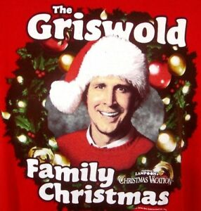 Griswold Family Christmas.Details About The Griswold Family Christmas Vacation T Shirt National Lampoon Xl Chevy Chase