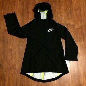 2bf35e76722003 NWT Nike Sportswear Big Kids  (Girls ) Full-Zip Hooded Jacket 806399 ...